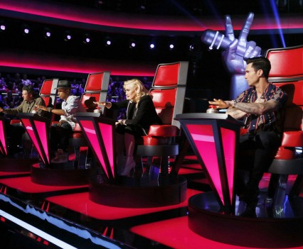 NBC Image - The Voice