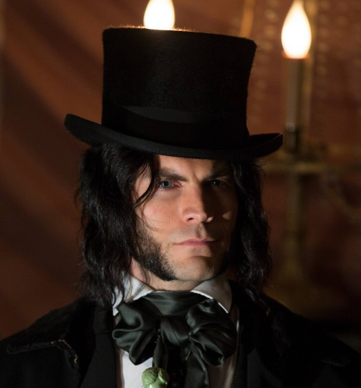 Wes Bentley as Edward Mordrake