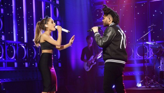 "Ariana Grande & The Weeknd's ""Love Me Harder"" Goes #1 at Rhythmic"