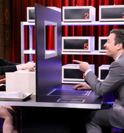 Emma Stone - Tonight Show (NBC)