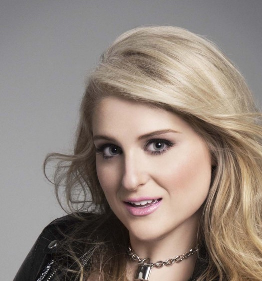 Meghan Trainor - via Rolling Stone/Epic