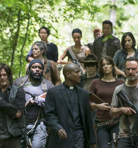 The Walking Dead 502