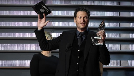 "Blake Shelton's ""Gonna"" Erupts as Country Radio's Most-Added; Luke Bryan, Waterloo Follow"