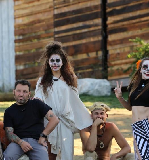 FOX Utopia Halloween