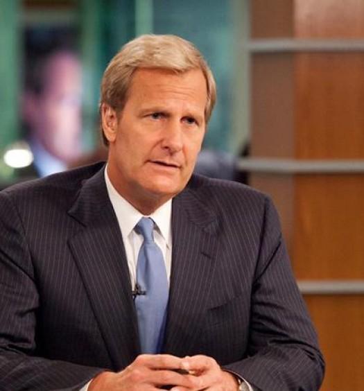 HBO Newsroom McAvoy