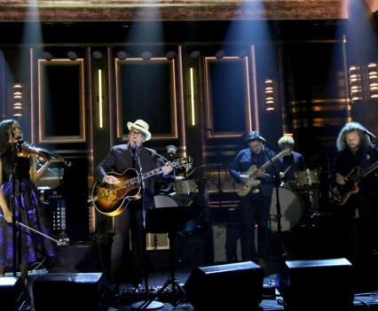 the new basement tapes tonight show nbc