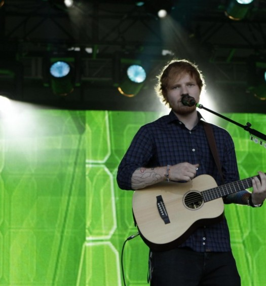 Ed Sheeran [ABC]