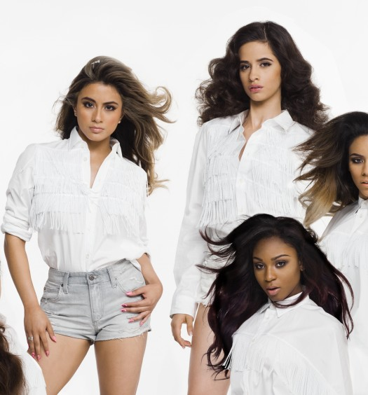Fifth Harmony Sledge