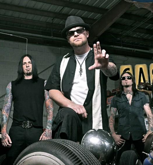 Official Five Finger Death Punch Publicity Photo