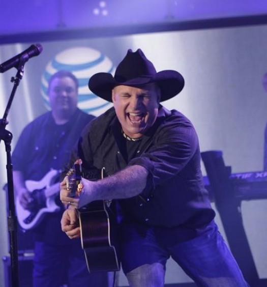 Garth Brooks - Jimmy Kimmel Live [ABC]