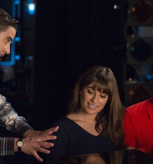 Blaine Rachel Sam - 6x04