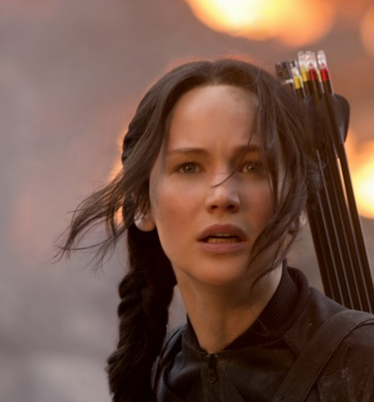 Jennifer Lawrence - Mockingjay