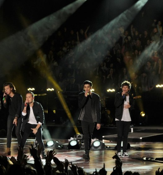 One Direction The TV Special - NBC Image