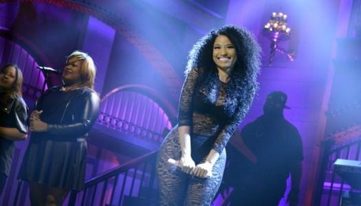 """Nicki Minaj, Drake & Lil Wayne's """"No Frauds"""" Reaches #51 At Rhythmic Radio"""