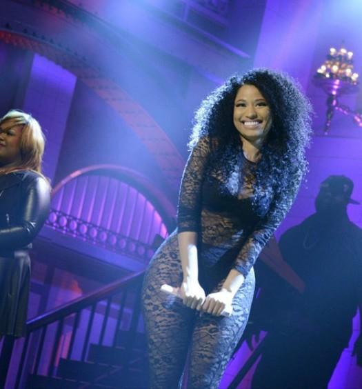 Nicki Minaj [NBC]