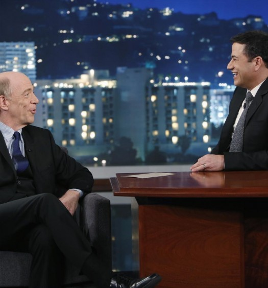 JK Simmons - Kimmel (ABC)