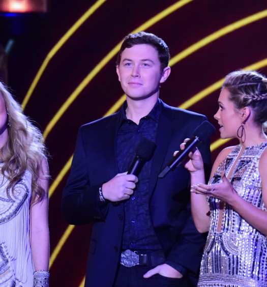 Maddie and Tae + Scotty McCreery