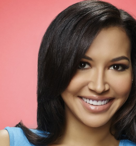 Naya Rivera Big Glee