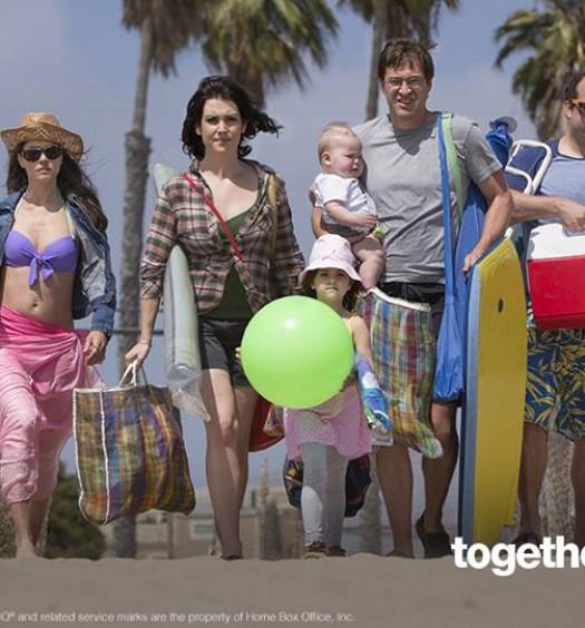 Togetherness - HBO Image