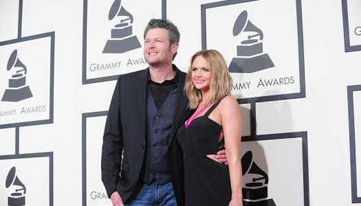 "Blake Shelton's ""Honey Bee"" Goes 3x Platinum, Miranda's ""Red Wagon"" Goes Gold"