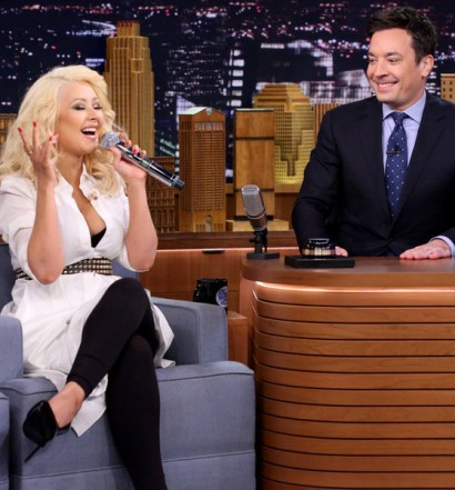 Christina Aguilera - NBC