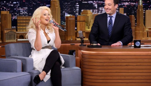 "Christina Aguilera, Snoop Dogg, Demi Lovato Appearing On Fallon's ""Tonight Show"""