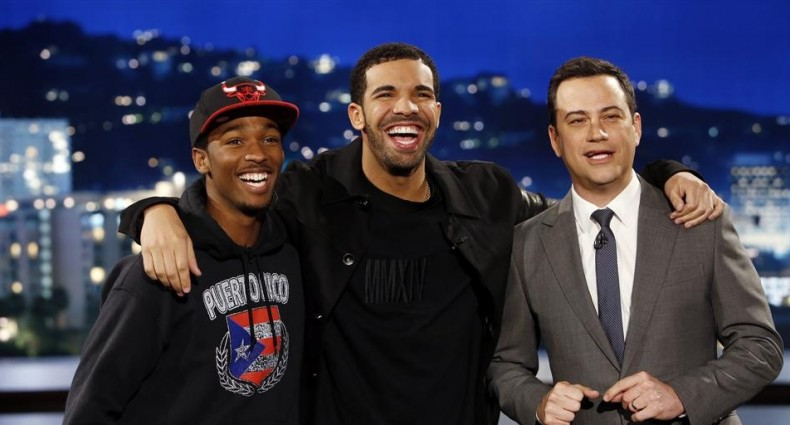 Drake [Jimmy Kimmel Live | ABC]
