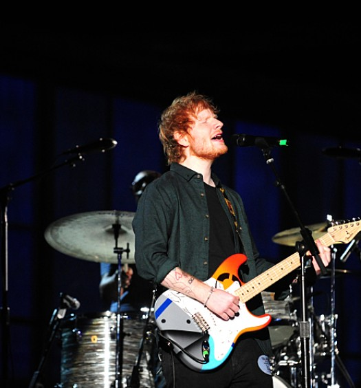 Ed Sheeran (CBS)