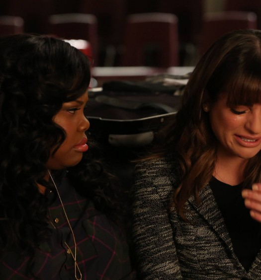 Glee Rachel Mercedes