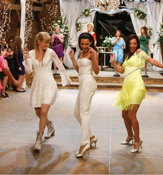 Glee - Wedding - 3