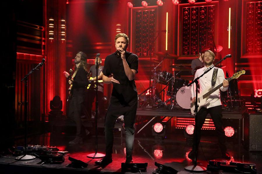 Music music news album sales imagine dragons smoke mirrors wins sales