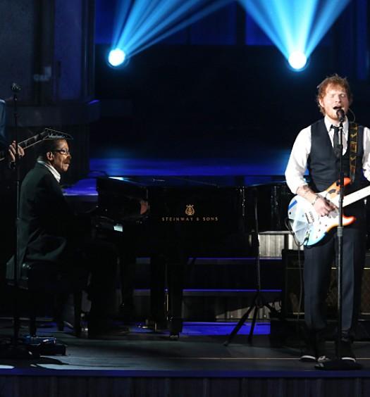 John Mayer Ed Sheeran Herbie Hancock