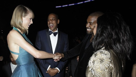 Kanye West Confirms Plans to Record with Taylor Swift