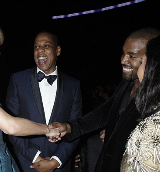 Taylor Swift Kanye West [CBS]