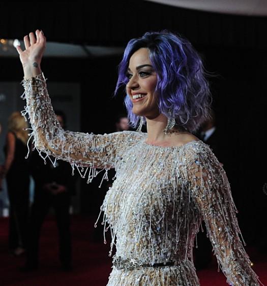 Katy Perry [CBS]