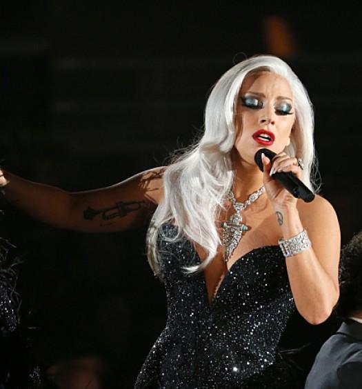 Lady Gaga [CBS]