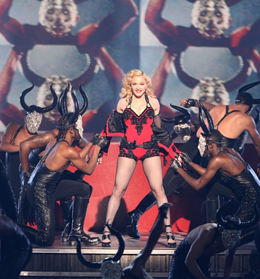 Madonna [Grammys | CBS]