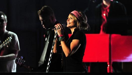 """Miranda Lambert's """"Platinum"""" Wins Country Album of the Year"""