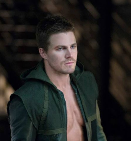 Stephen Amell - CW's Arrow