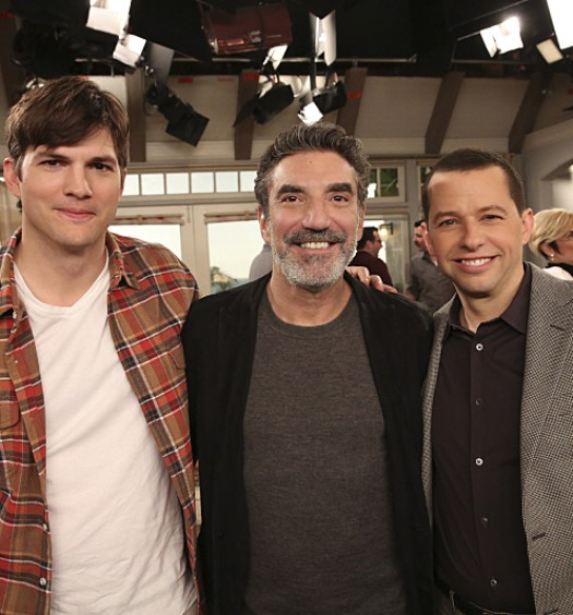 Two and a Half Men Finale (CBS)