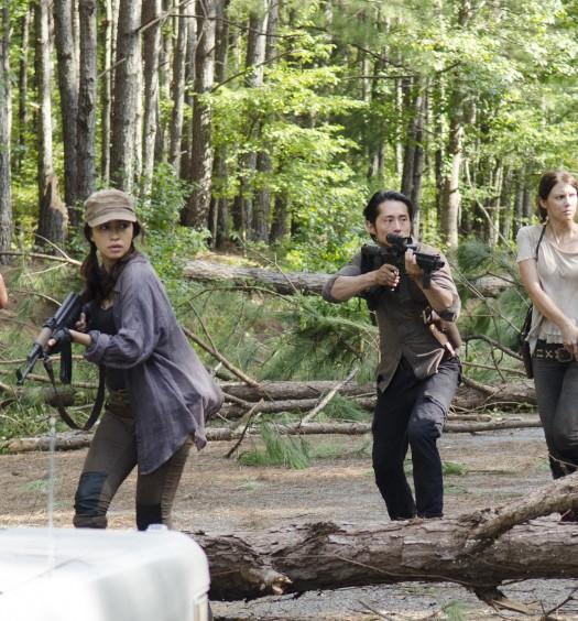 The Walking Dead Feb 22
