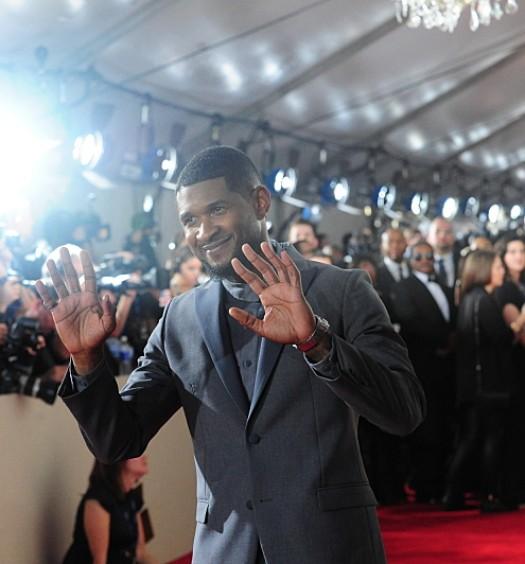 Usher [CBS]