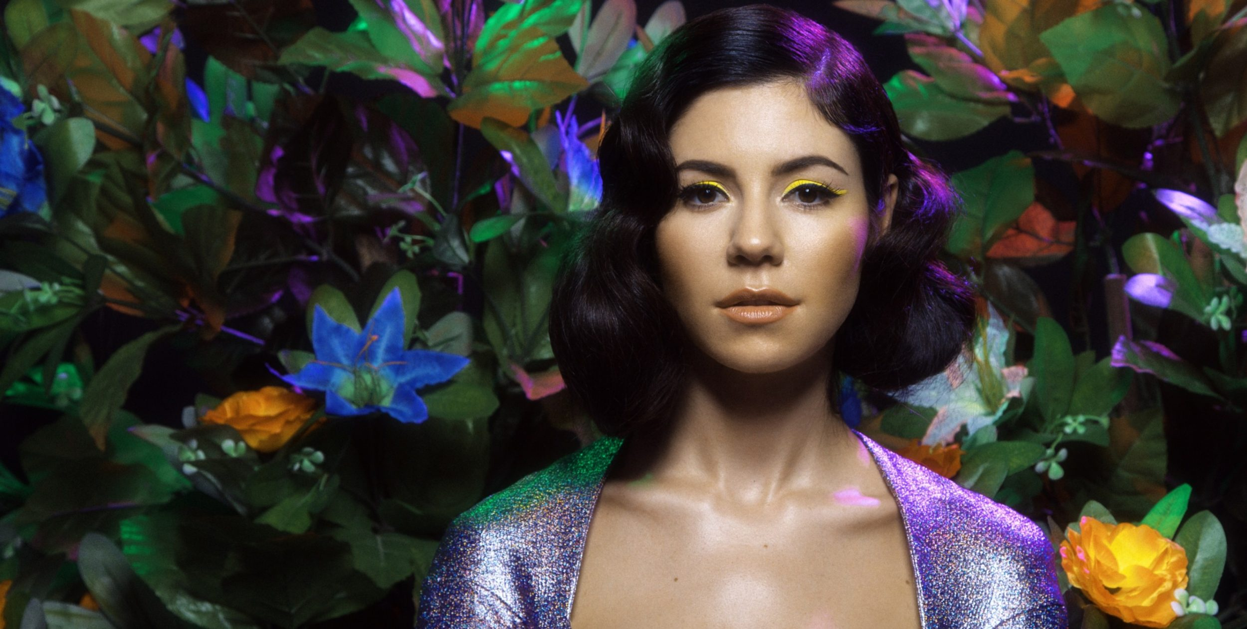 Marina and the diamonds to perform on quot late night with seth meyers quot