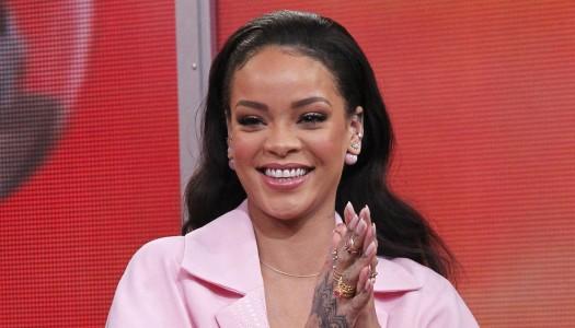 """Rihanna's """"Umbrella"""" Reaches 6X Platinum Status in the United States"""