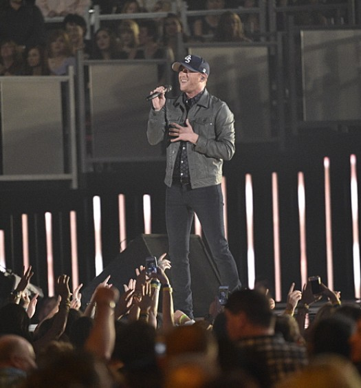 Cole Swindell - ACM Perf