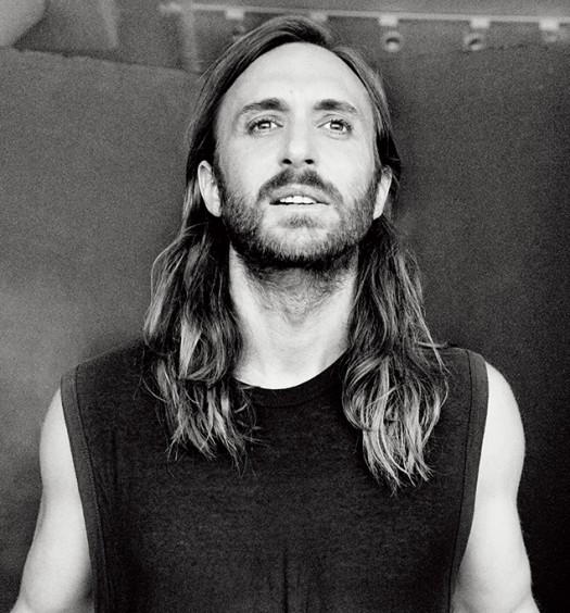 David Guetta [Ellen Von Unwerth | Atlantic Press Photo]