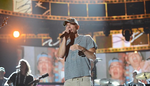 """Kenny Chesney's """"Rainy Day"""" Ranks as Country's Most Added; Cam, James, Keith Follow"""