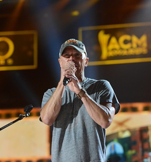 Kenny Chesney (Robert Hart | CBS)