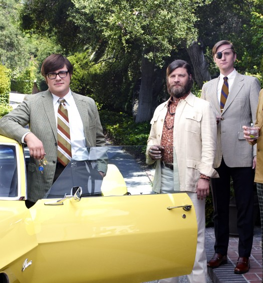 Mad Men Cast Apr 12