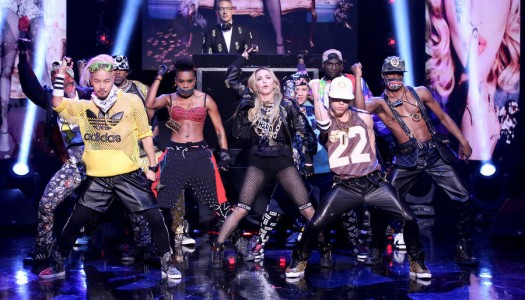 "Update: Madonna No Longer Listed For February 16 ""Tonight Show Starring Jimmy Fallon"""